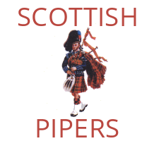 Scottish Pipers logo
