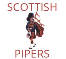 Scottish Pipers logo